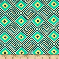 Amy Butler Glow Maze Grass Fabric