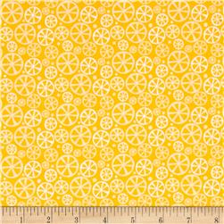 Riley Blake Fresh Market Slice Yellow