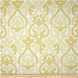 Premier Prints Alex Saffron Yellow Fabric