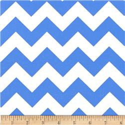 Riley Blake 58'' Manufactures Cut Medium Chevron Medium