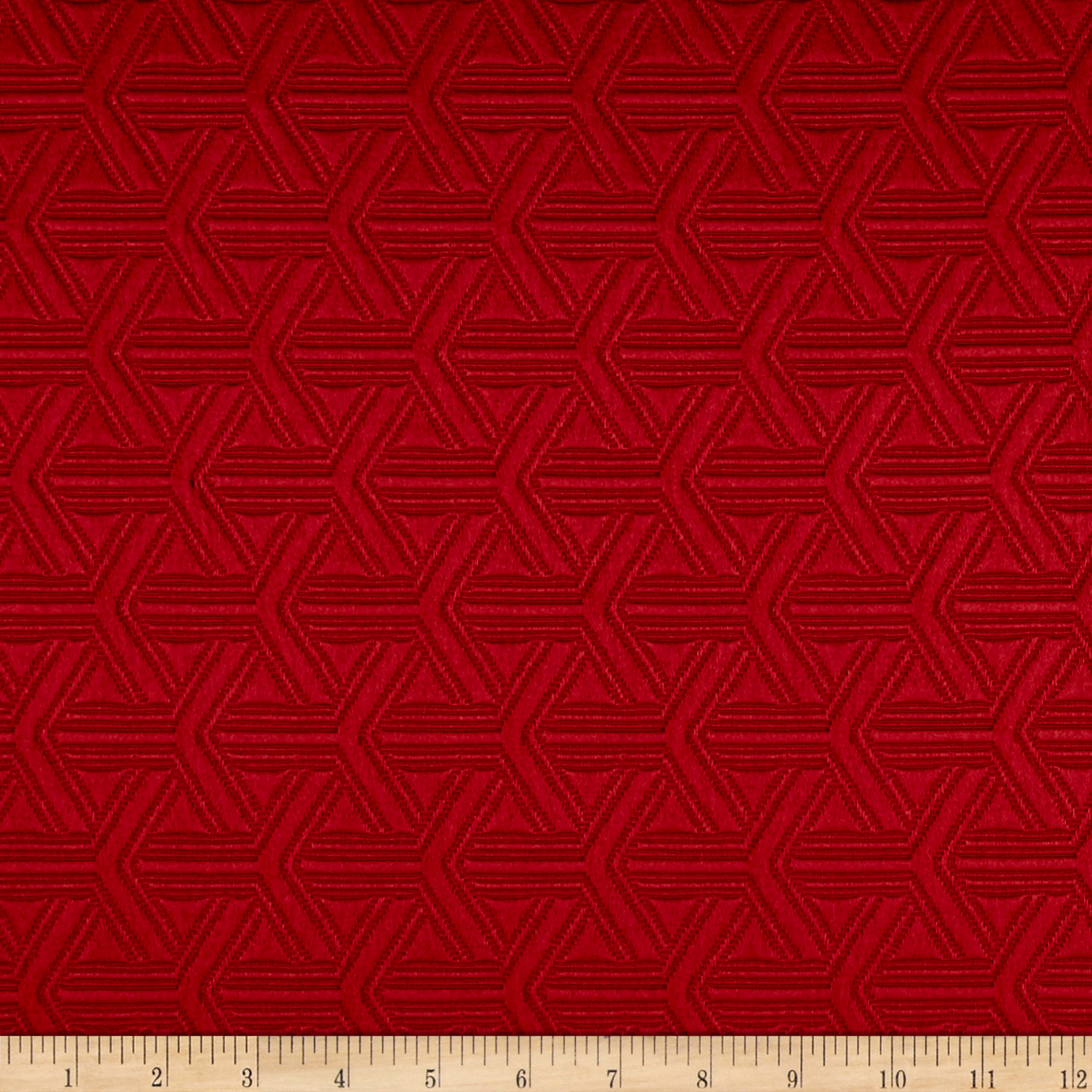 Golding by P/Kaufmann Zelig Jacquard Cardinal Fabric by Golding in USA