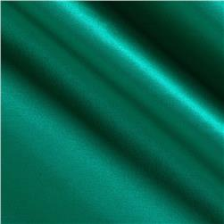 Stretch Blend Sateen Emerald