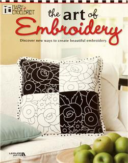Leisure Arts Mary Engelbreit ''The Art of Embroidery''