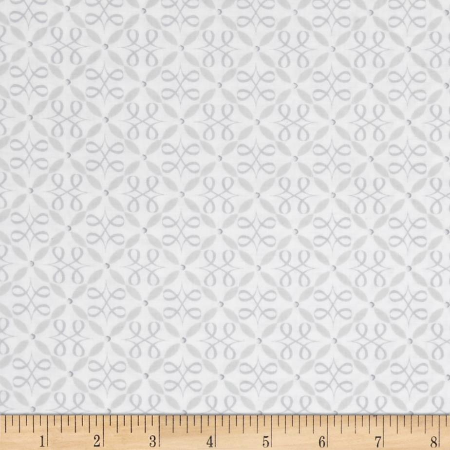Feathers & Flourishes Flourish Loops Lt Gray