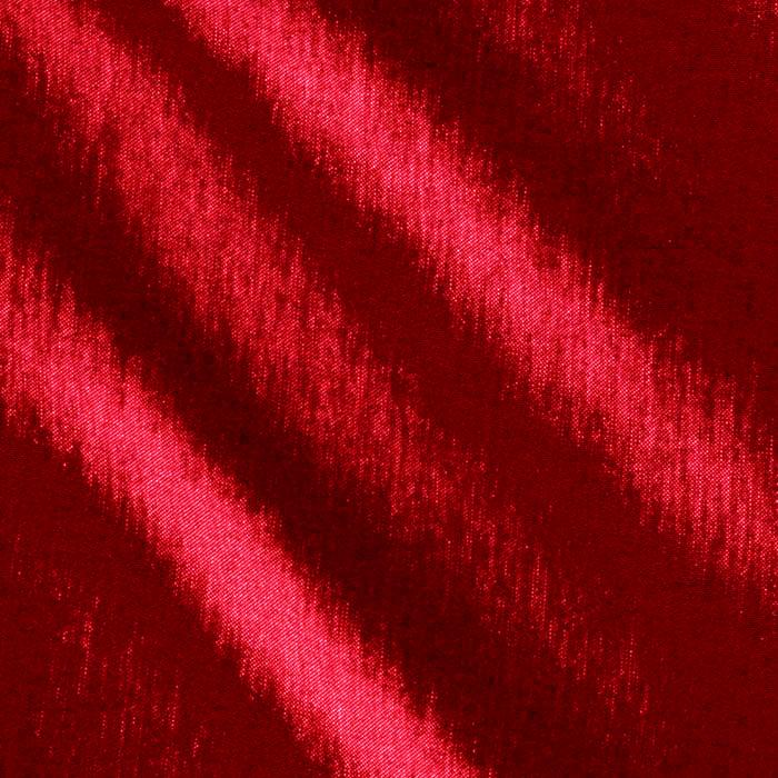 Stretch Taffeta Red