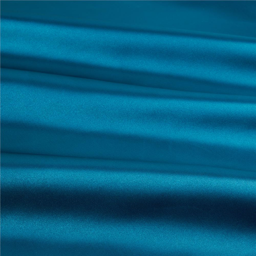 Slipper satin puchi teal discount designer fabric for Satin fabric