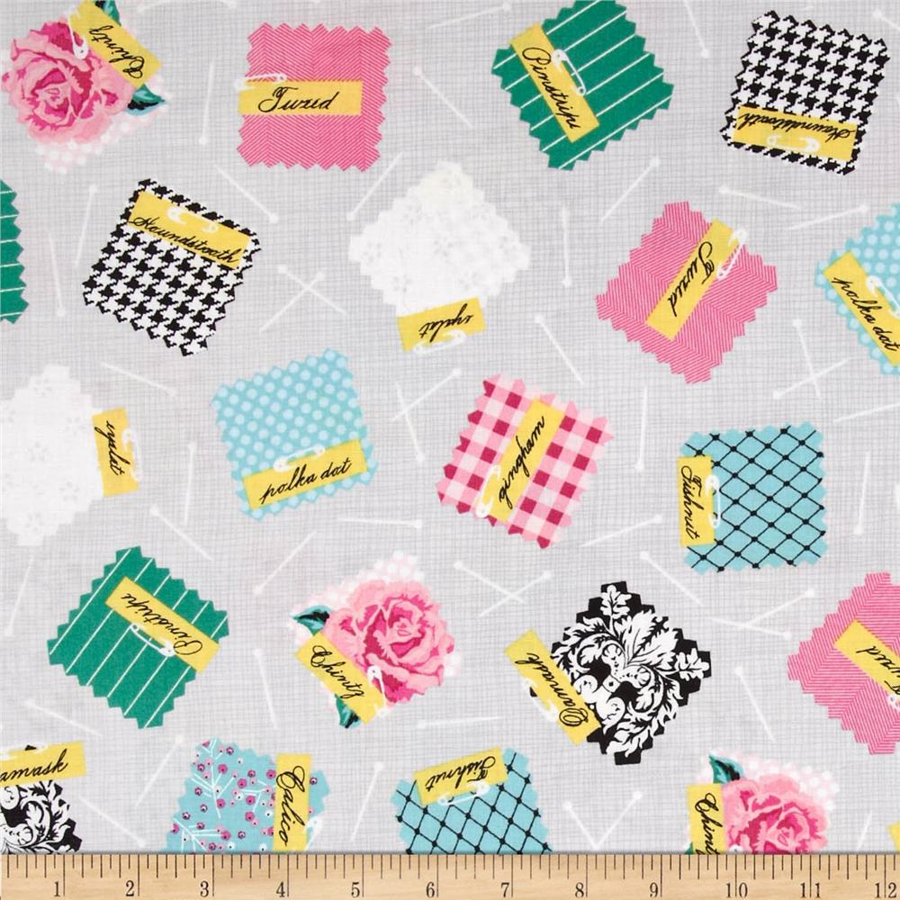 Sewing studio charm packs sweet discount designer fabric for Cheap sewing fabric