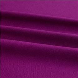 Stretch Bamboo Rayon Jersey Knit Light Plum