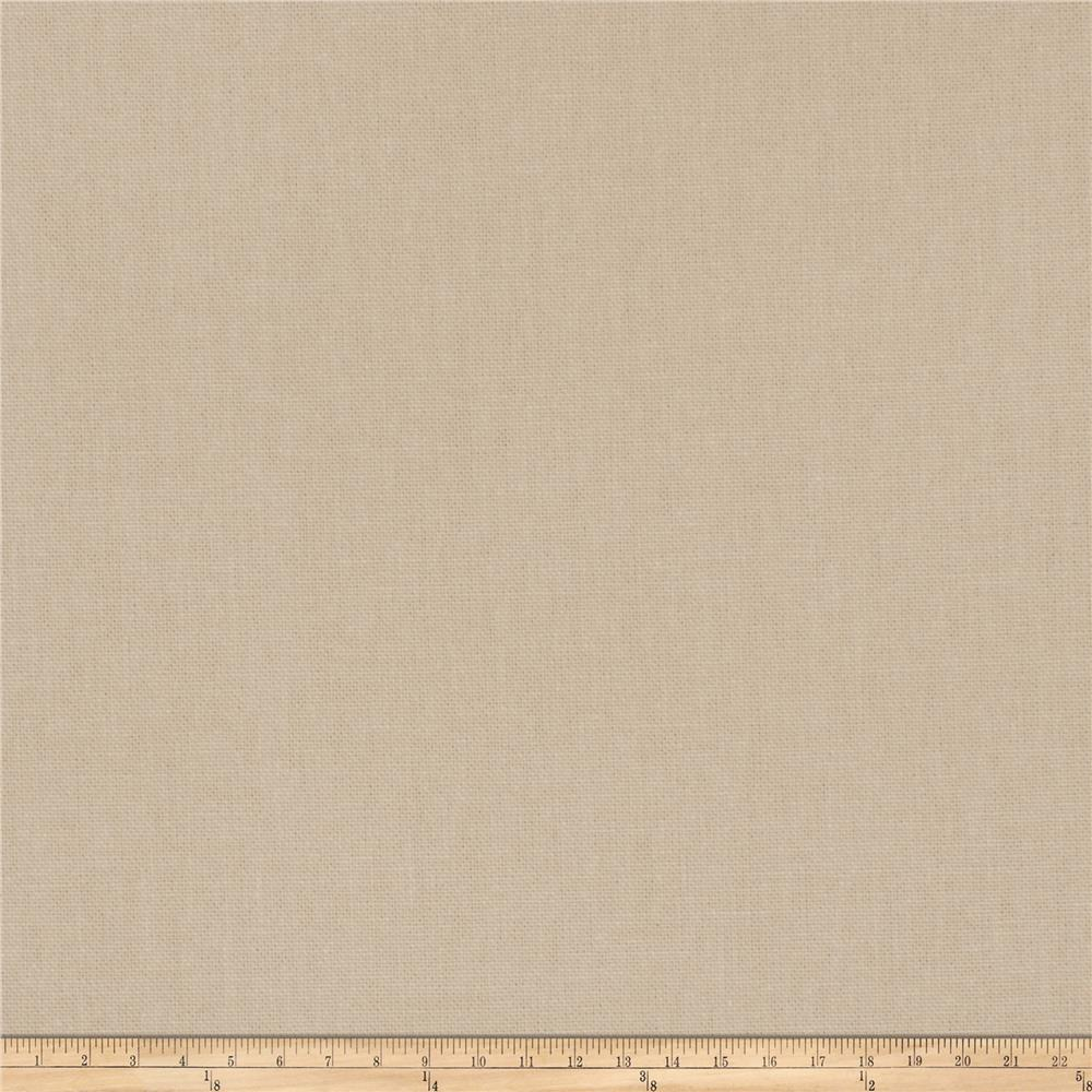 Fabricut Principal Brushed Cotton Canvas Stucco
