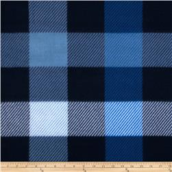 Fleece Lumber Jack Blue