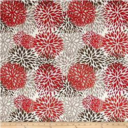 Premier Prints Indoor/Outdoor Blooms Salmon