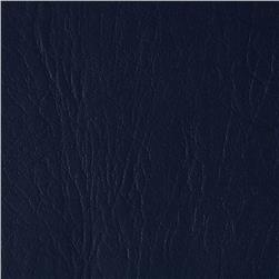 Knit Backed Deco Vinyl Navy