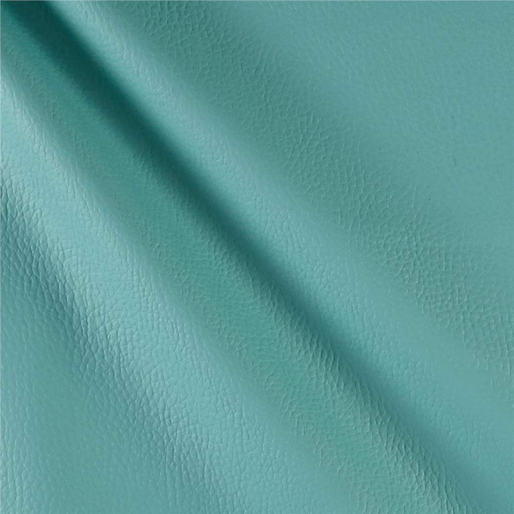Frisco vinyl turquoise discount designer fabric for Fabric cloth material