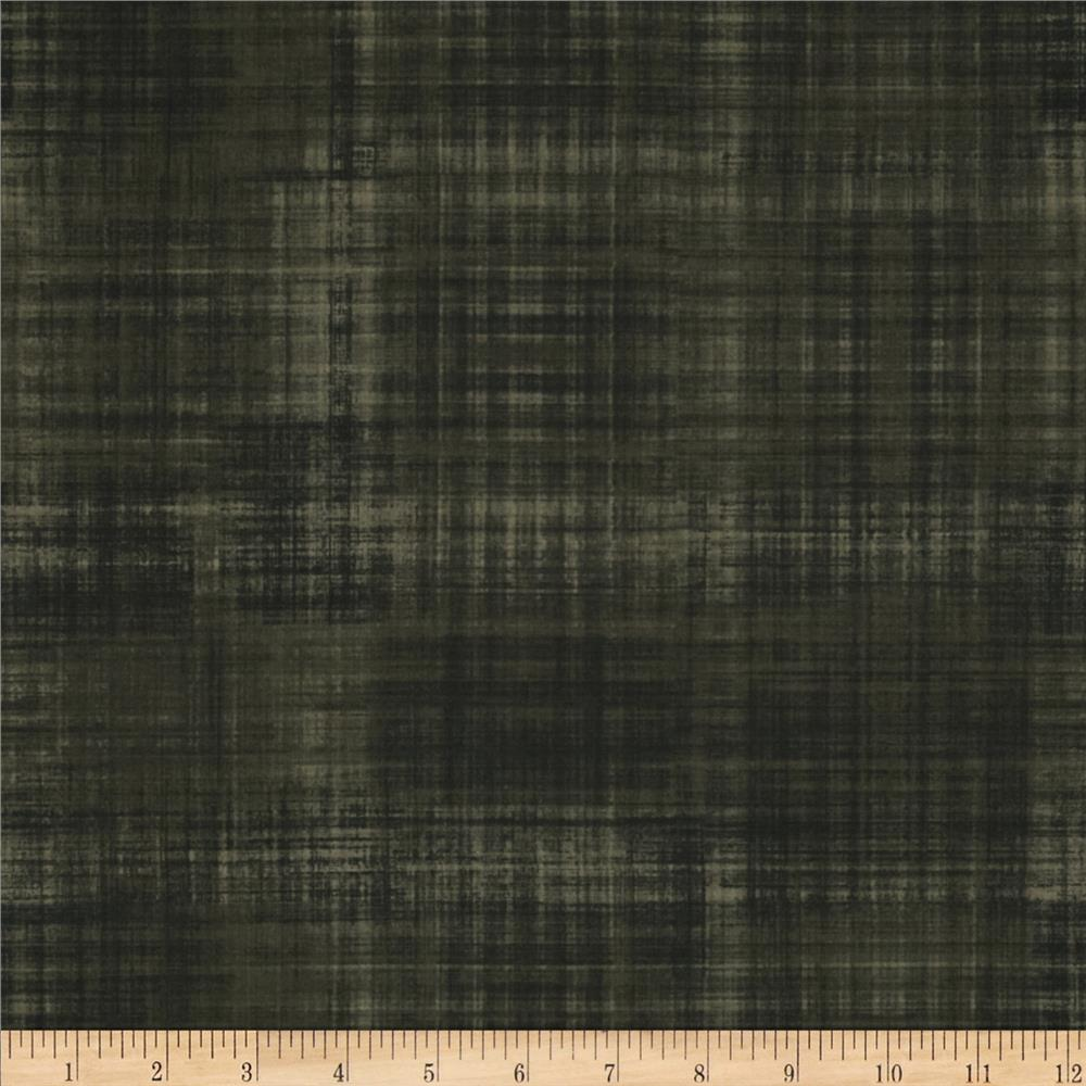 A Cat For All Seasons Plaid Barnside Black