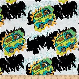 Scooby Doo The Mystery Machine White