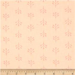 Dear Stella Perch Tile Floral Peach