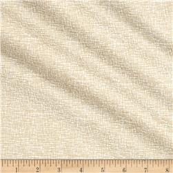 Moda Modern Backgrounds Luster Metallic Grid White