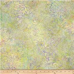 Artisan Batiks Gazebo Abstract Flowers Spring