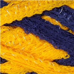 Red Heart Boutique Sashay Team Spirit Yarn Navy/Gold