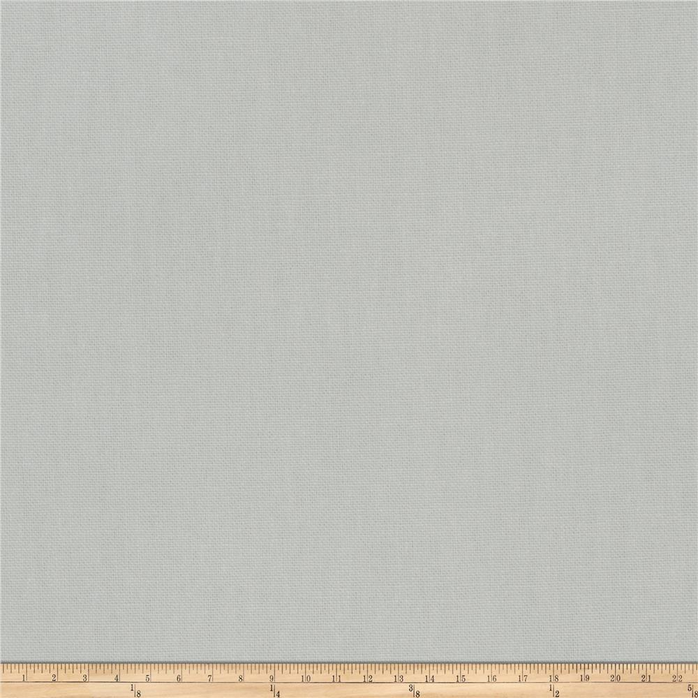 Fabricut Principal Brushed Cotton Canvas Mist