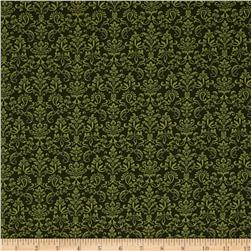 Vera Cruz Mini Floral Green