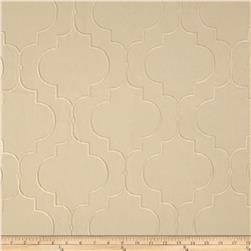 KasLen Embroidered Helmsley Pearl