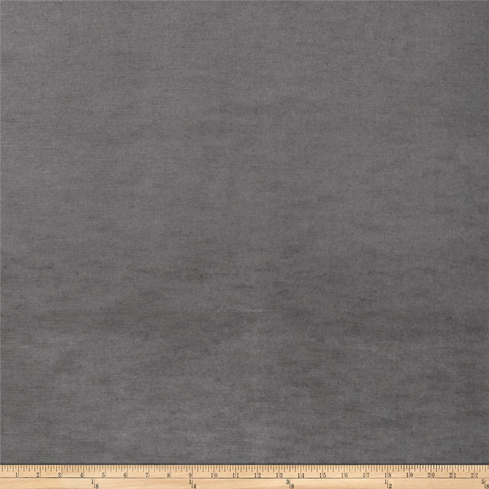 Trend 2339 Faux Silk Pewter