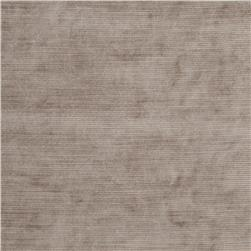 Fabricut  Highlightvelvet Corduroy Chinchilla
