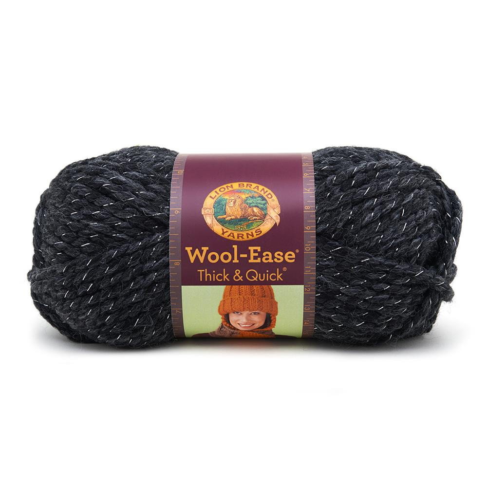 Lion Brand Wool-Ease Thick & Quick Yarn (303)