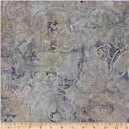 Artisan Batik: Enchanted Floral Scroll Vintage
