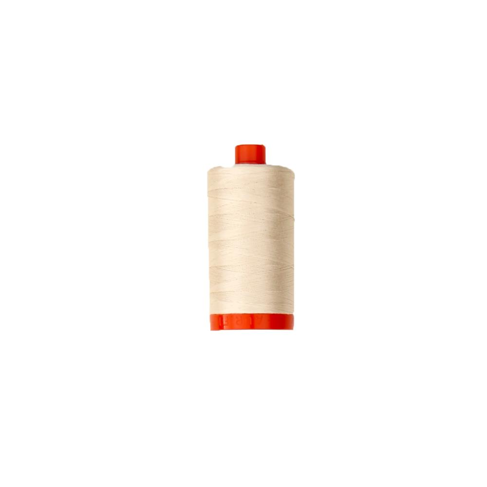 Aurifil Quilting Thread 50wt Light Sand