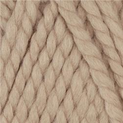 Lion Brand Wool-Ease Thick & Quick Yarn (098) Linen