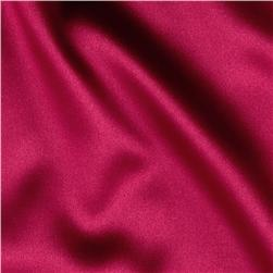 Tahari Stretch Satin Fuchsia