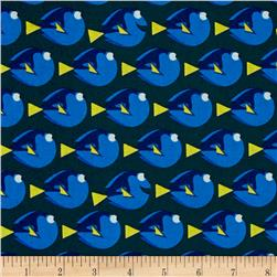 Disney Finding Dory Dot Dark Teal