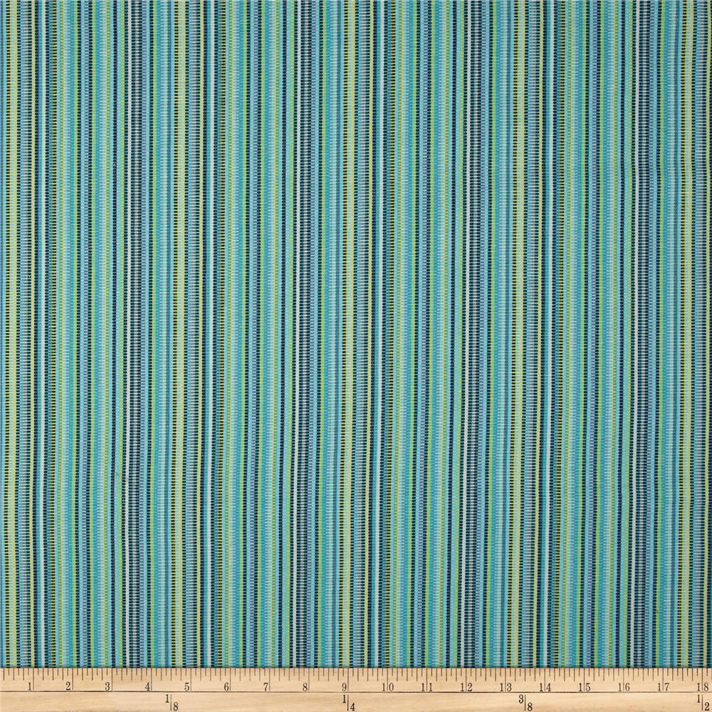 Waverly Murano Jacquard Stripe Cove