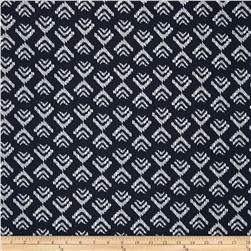 Tempo Indoor/Outdoor Tribal Footprint Navy