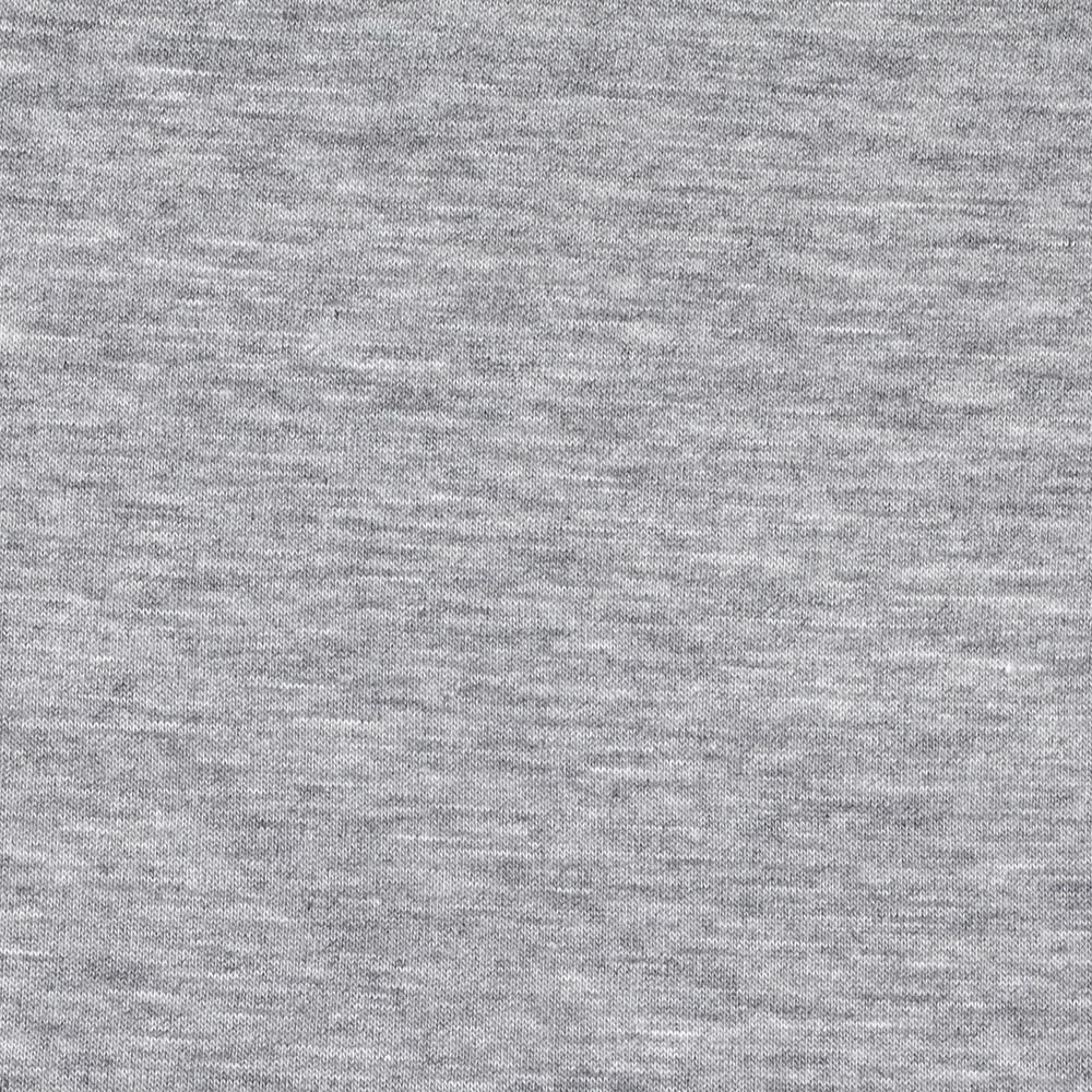 Stretch Jersey Knit Light Grey
