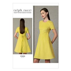 Vogue Misses' Dress Pattern V1404 Size A50