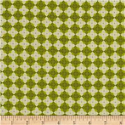 Turkish Delight Tesselation Green