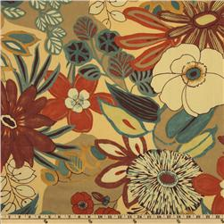 Robert Allen @ Home Lilith Twill Chutney Fabric