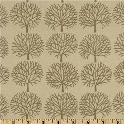 The Ghastlies Ghastly Forest Mist Grey Fabric