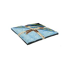 "Caribbean Splash 10"" Batik Stack Pack"