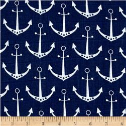 Embrace Double Gauze Anchors Cobalt