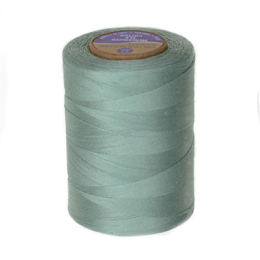 Cotton Machine Quilting Thread 1200 YD Powder Green