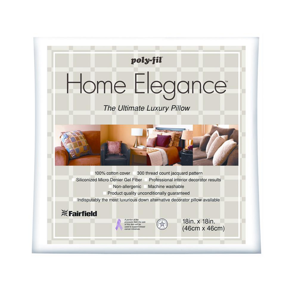 Fairfield Home Elegance Pillow 18