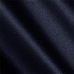 Toscana Stretch Satin Navy