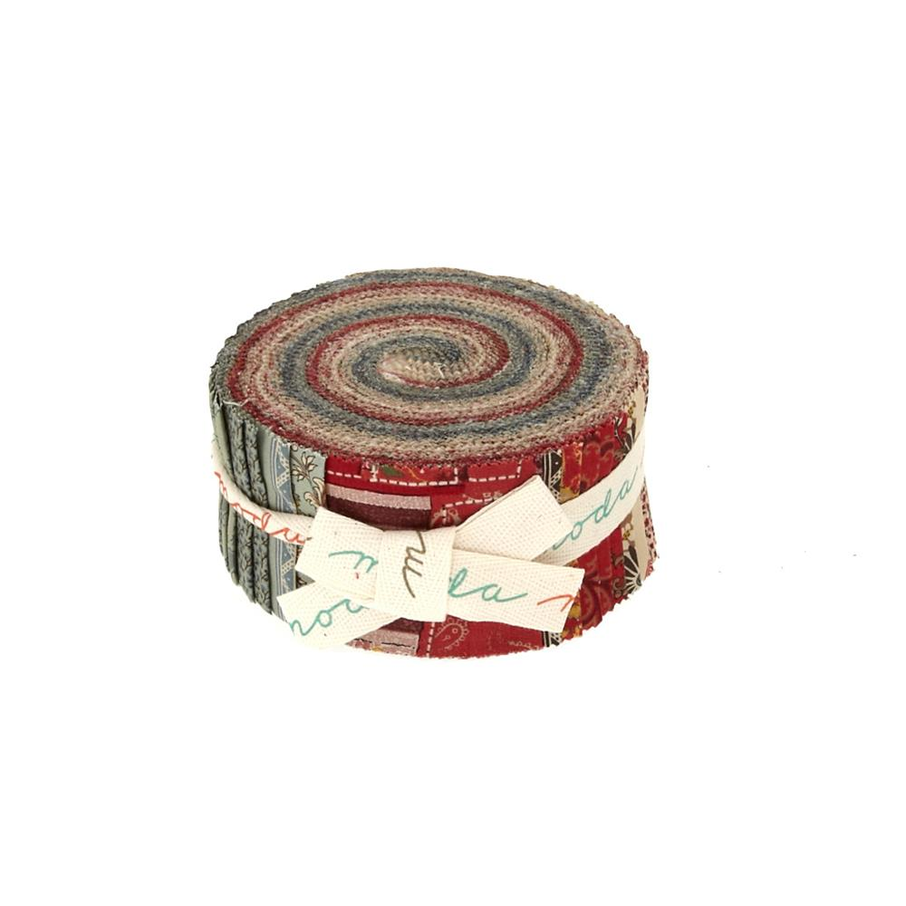 Moda Bon Voyage 2.5 In. Jelly Roll