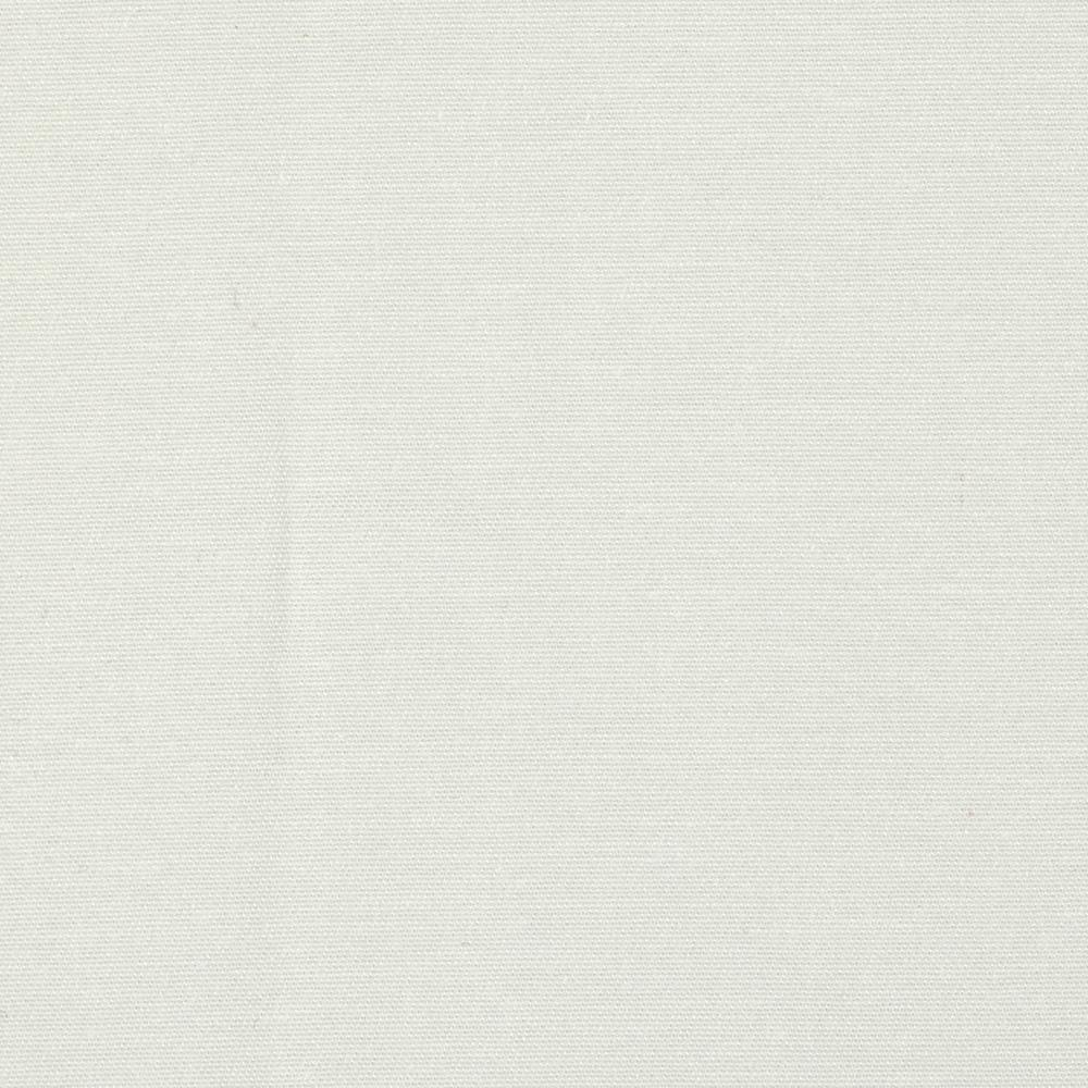 Stretch Cotton Twill White
