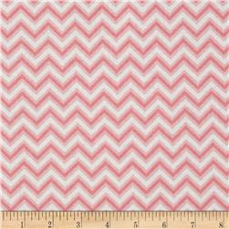Anything Goes Basics Chevron Pink