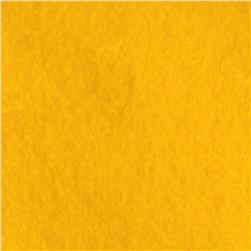 "Rainbow Classic Felt 36 x 36"" Craft Felt Cut Yellow"